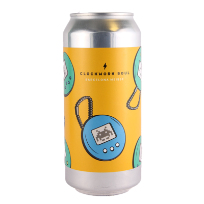 Garage Clockwork Soul Berliner Weisse