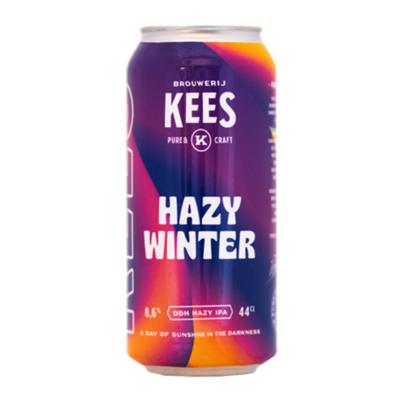 Kees Hazy Winter DDH IPA