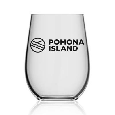 Pomona Island Two Thirds Glass