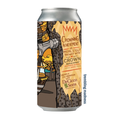 Barrier Crowning Achievement BA Imperial Stout