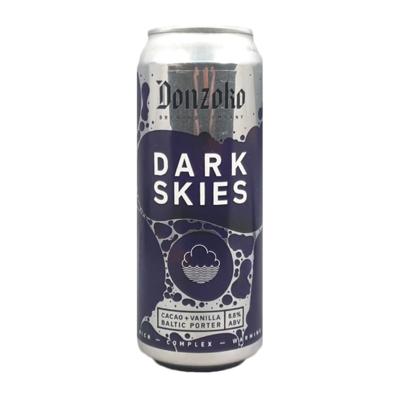 Donzoko x Cloudwater Dark Skies Baltic Porter