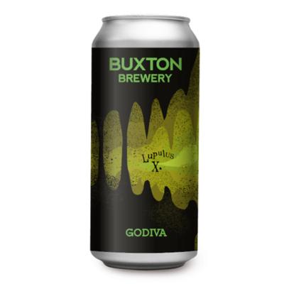 Buxton Lupulus X Godiva IPA