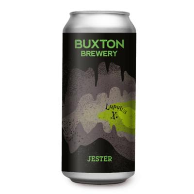 Buxton Lupulus X Jester IPA