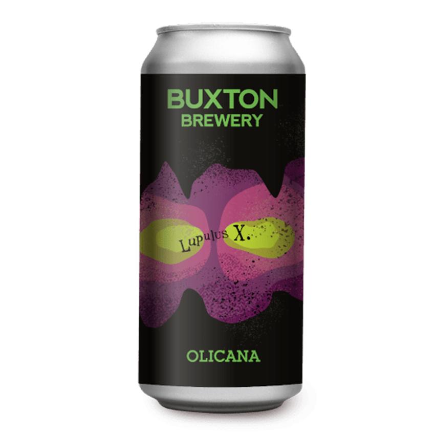 Buxton Lupulus X Olicana  IPA