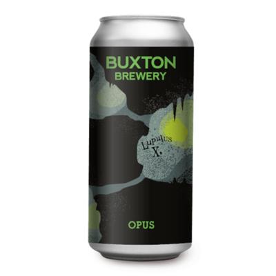 Buxton Lupulus X Opus IPA