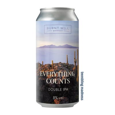 Burnt Mill Everything Counts DIPA