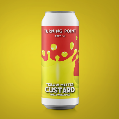 Turning Point Yellow Matter Custard Wheat Pale Ale