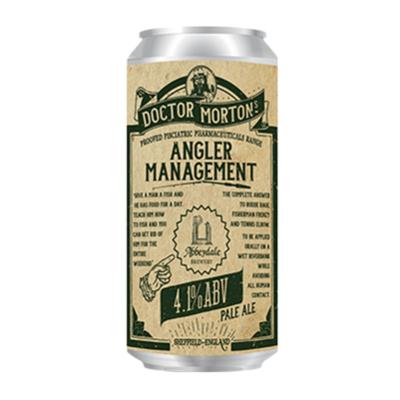 Abbeydale Doctor Mortons Angler Management Pale Ale