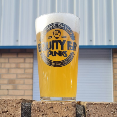 Brewdog Equity For Punks Glass