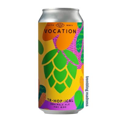 Vocation Tr-Hop-Ical DDH Pale Ale