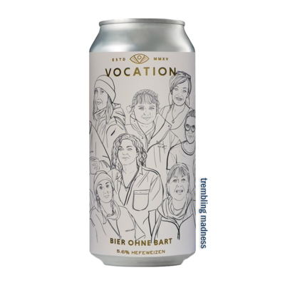 Vocation Bier Ohne Bart Hefeweizen