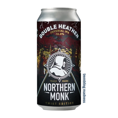 Northern Monk Double Heathen Imperial IPA