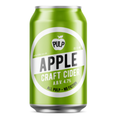 Pulp Apple Cider
