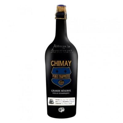 Chimay Grande Reserve Fermentée en Barriques Rum BA Quadrupel