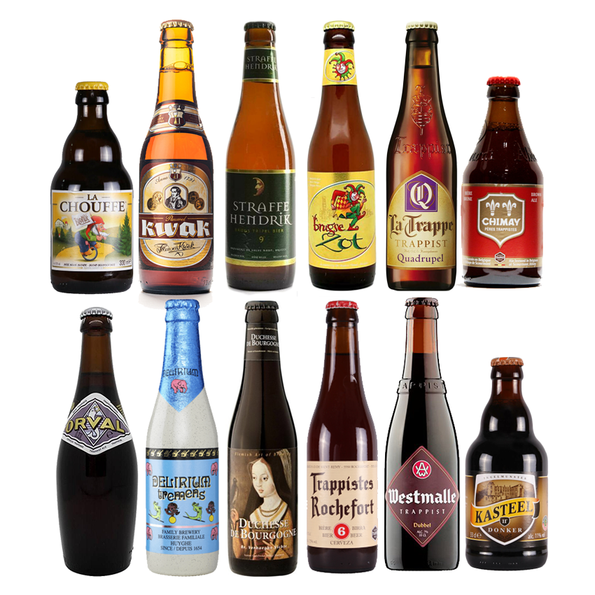 Belgium 12 Pack