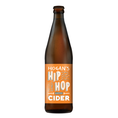 Hogan's Hip Hop Hopped Cider