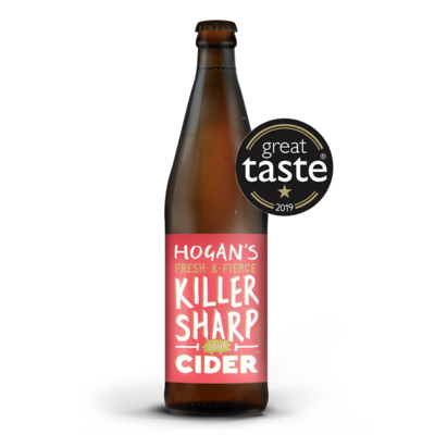 Hogan's Killer Sharp Sour Cider