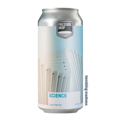 Pressure Drop Science Super Pale Ale