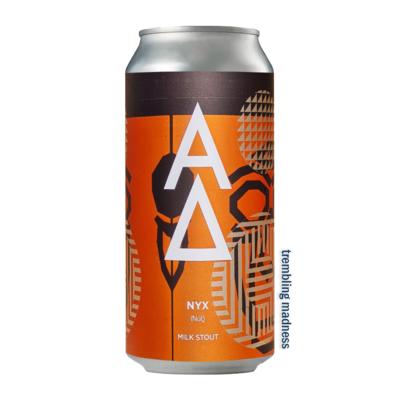 Alpha Delta NYX Imperial Milk Stout