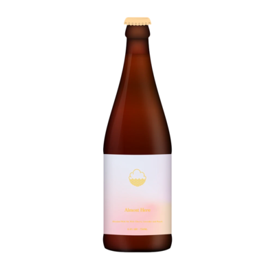 Cloudwater Almost Here Blended Wild Ale