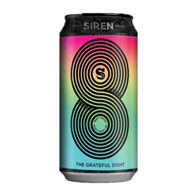 Siren The Grateful Eight DIPA