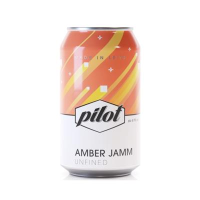 Pilot Amber Jamm Amber IPA