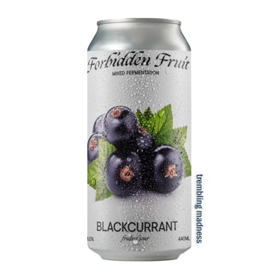 Three Hills Forbidden Fruit Blackcurrant Sour