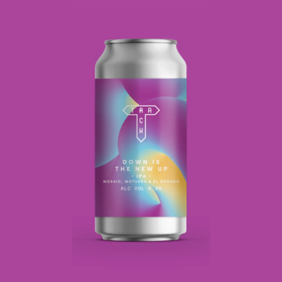Track Down Is The New Up IPA