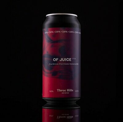 Three Hills Of Juice No.8 DIPA