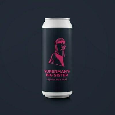 Pomona Island Superman's Big Sister Imperial Mole Stout