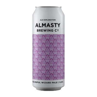 Almasty Blissful Wizard Pale Ale