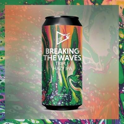 Funky Fluid Breaking The Waves TIPA