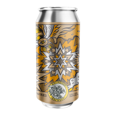 Amundsen Wired Imperial Pastry Stout