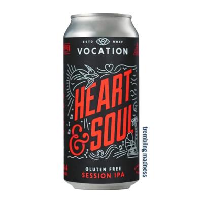 Vocation Heart & Soul GF Session IPA