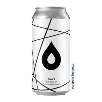 Polly's Trouble On Central DDH Pale Ale