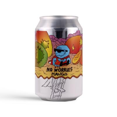 Lervig No Worries Mango Alcohol Free Beer