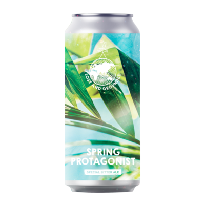 Lost & Grounded Spring Protagonist Special Bitter