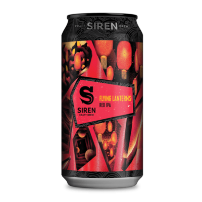 Siren Flying Lanterns Red IPA