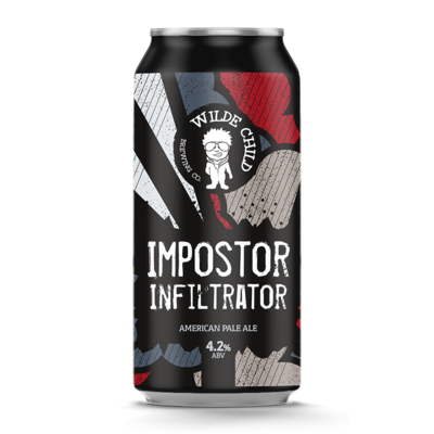 Wilde Child Impostor Infiltrator American Pale Ale