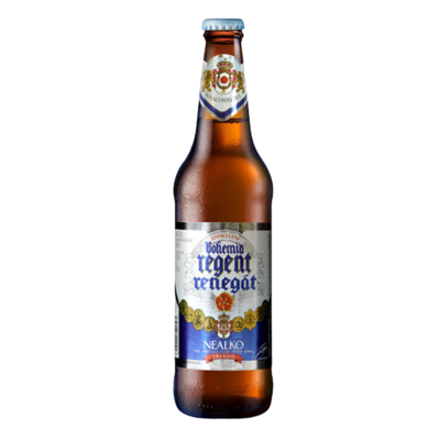 Bohemia Regent Renegat Non Alcoholic Lager