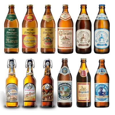 Offbeat German Beer 12 Pack