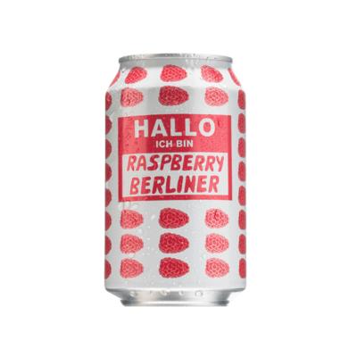 Mikkeller Hallo Ich Bin Raspberry Berliner Weisse 330ml Can