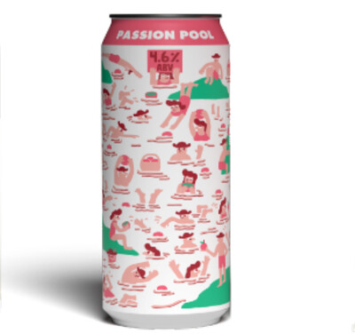 Mikkeller Passion Pool Fruited Gose