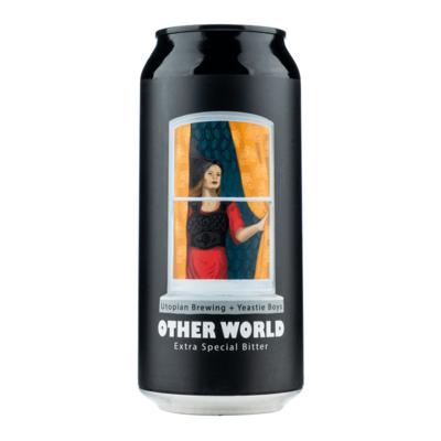 Utopian x Yeastie Boys Other World Extra Special Bitter