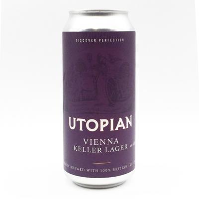 Utopian Vienna Keller Lager