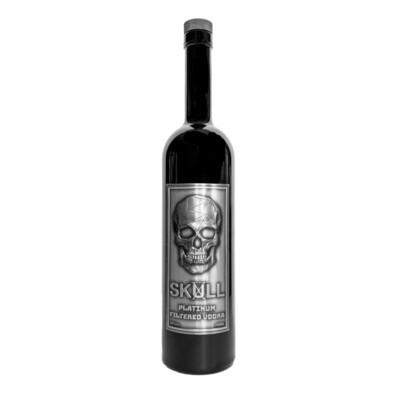 Skull X Platinum Filtered Vodka