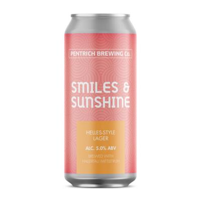 Pentrich Smiles & Sunshine Helles Lager