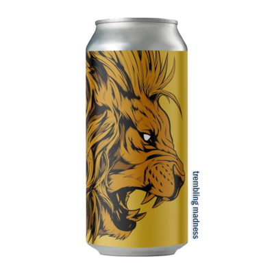 Seven Islands Beast Mode Thymos Imperial Stout