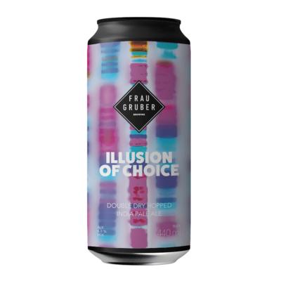 Frau Gruber Illusion of Choice DDH IPA