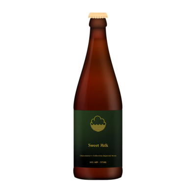 Cloudwater Sweet Milk Chocolatier's Collection BA Imperial Stout